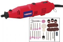 DURATOOL D03229  Mini Grinder & Drill Kit